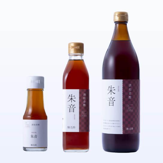 酒粕赤酢 潤朱(うるみ)
